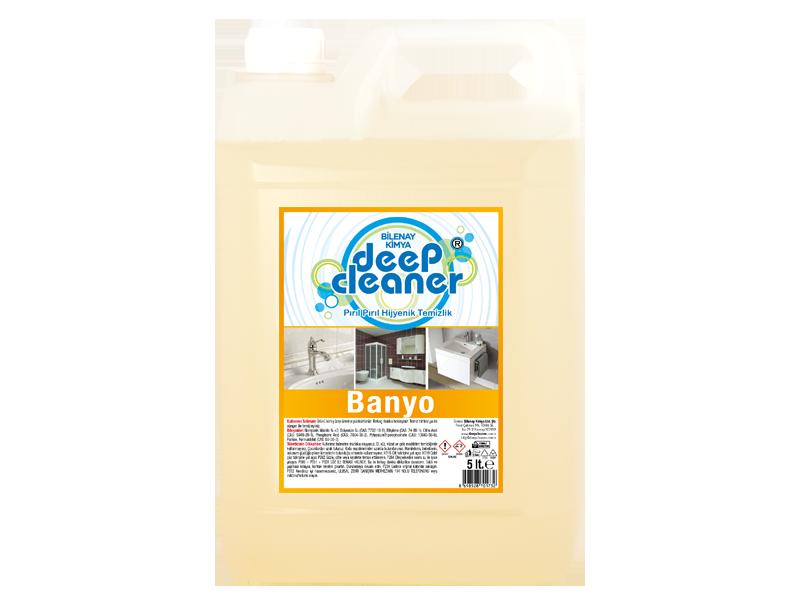 Deep Cleaner Banyo 5 lt.